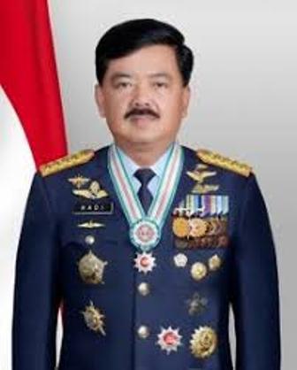 """Panglima TNI : """"Marwah dan Nama Baik NKRI Dipertaruhkan Dalam Pelantikan Presiden RI'"""
